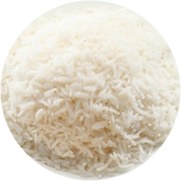 139. STEAMED RICE