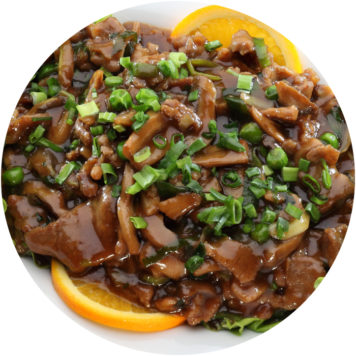 160. BEEF OYSTER SAUCE