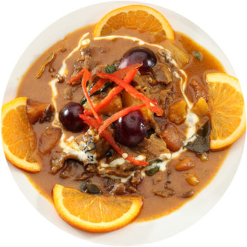 57. BEEF YELLOW CURRY