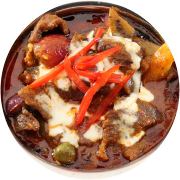 62. BEEF RED CURRY