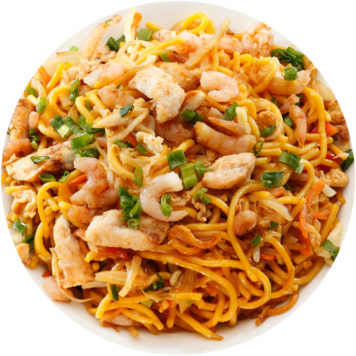 240. MIX NOODLES