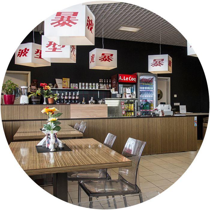 Telli Hiina toit Tallinnas
